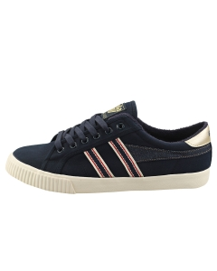 Gola TENNIS MARK COX SELVEDGE Men Casual Trainers in Navy White