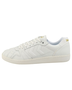 hummel HB TEAM QUILT Men Casual Trainers in White