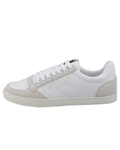 hummel SLIMMER STADIL TONAL LOW Men Casual Trainers in White