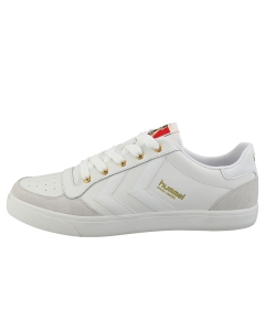 hummel STADIL LIMITED LOW Men Fashion Trainers in White