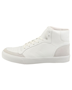 hummel STADIL RMX HIGH SNEAKER Men Casual Trainers in White
