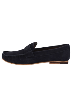 London Brogues HARRY Men Loafer Shoes in Navy