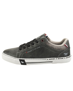 Mustang LOW TOP Men Fashion Trainers in Graphite