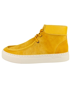 Natural World LICE Women Chukka Boots in Curry