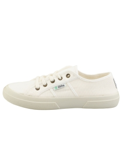 Natural World OLD BLOSSOM Women Casual Trainers in White