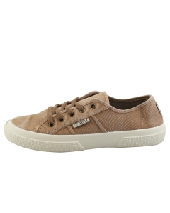 Natural World OLD BLOSSOM Women Casual Trainers in Beige