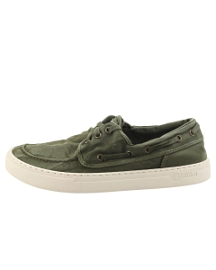 Natural World OLD QUERCIA Men Casual Trainers in Khaki