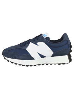 New Balance 327 Men Casual Trainers in Navy White