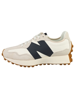 New Balance 327 Women Fashion Trainers in White Navy
