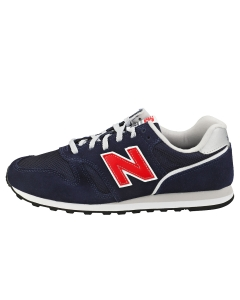 New Balance 373-STANDARD WIDTH- Men Casual Trainers in Navy Red