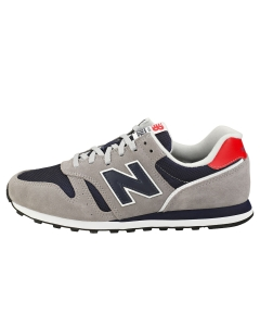 New Balance 373-STANDARD WIDTH- Men Casual Trainers in Grey Navy
