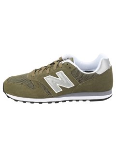 New Balance 373 Men Casual Trainers in Olive