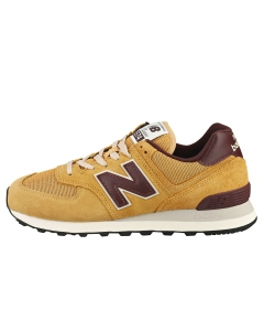 New Balance 574 Men Casual Trainers in Tan