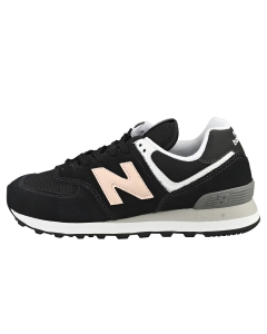 New Balance 574 Women Casual Trainers in Black