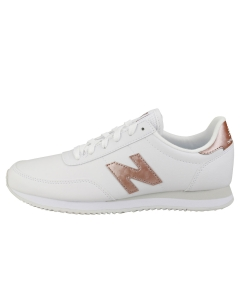 New Balance 720-STANDARD WIDTH- Women Casual Trainers in White Rose Gold