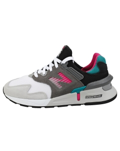 New Balance 997 SPORT Kids Fashion Trainers in Grey Multicolour