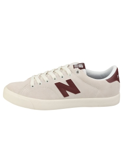 New Balance ALL COASTS 210-STANDARD WIDTH- Men Casual Trainers in Off White Burgundy
