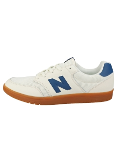 New Balance ALL COASTS 425-STANDARD WIDTH- Men Casual Trainers in Off White Navy