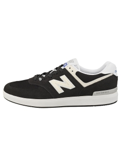 New Balance ALL COASTS 574-STANDARD WIDTH- Men Casual Trainers in Black White