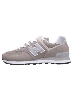 New Balance ML574 EVERGREEN CLASSIC Men Fashion Trainers in Grey Silver