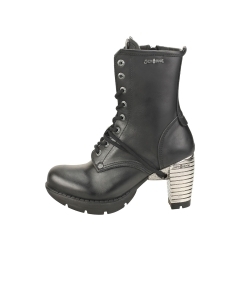 New Rock ANKLE BOOT TRAIL M-TR001-S1 Women Ankle Boots in Black