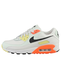Nike AIR MAX 90 Women Fashion Trainers in White Grey