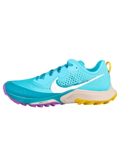 Nike AIR ZOOM TERRA KIGER 7 Men Fashion Trainers in Turquoise Blue