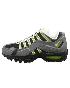 Nike NDSTRKT AM 95 Men Running Trainers in Grey Yellow
