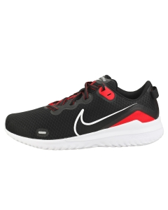 Nike RENEW RIDE Men Casual Trainers in Black White Red