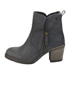 Oak & Hyde EAST SIDE Women Ankle Boots in Navy