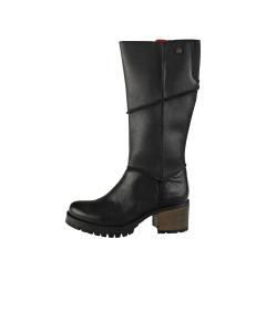 Oak & Hyde KENSINGTON HI BOMBA Women Knee High Boots in Black