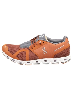 On Running CLOUD Men Running Trainers in Russet Cocoa