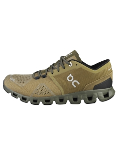 On Running CLOUD X Men Running Trainers in Olive