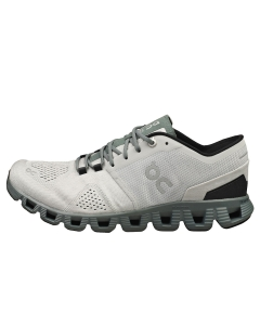 On Running CLOUD X Men Running Trainers in Glacier Olive
