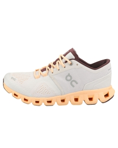 On Running CLOUD X Women Running Trainers in Silver