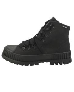 Palladium PALLASHOCK HKR HI Unisex Casual Boots in Black Black