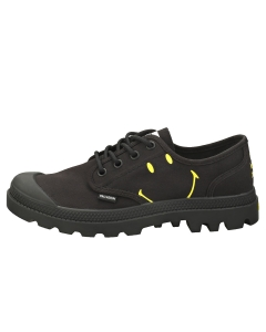 Palladium PAMPA OX SMILEY Women Casual Shoes in Black Black