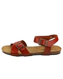 Plakton ZSA-ZSA VINTAGE Women Walking Sandals in Tan
