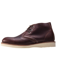 Red Wing 3141 CLASSIC Men Chukka Boots in Dark Brown