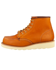 Red Wing 6-INCH MOC Women Classic Boots in Tan