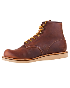 Red Wing ROVER HERITAGE Men Chukka Boots in Copper