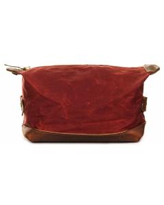 Red Wing TRAVELERS DOPP KIT Bag in Copper