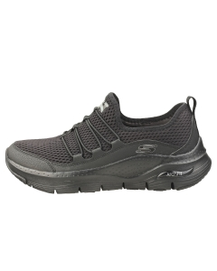 Skechers ARCH FIT LUCKY THOUGHTS Women Casual Trainers in Black Black