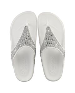 Skechers CALI BREEZE 2.0 Women Walking Sandals in White