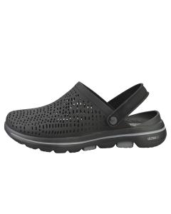 Skechers GO WALK 5 ASTONISHED Women Walking Sandals in Black