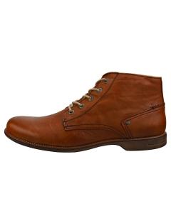 Sneaky Steve CRASHER Men Chukka Boots in Cognac