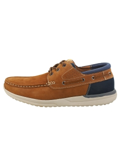 Sterling & Hunt ARMAND Men Casual Shoes in Tan Navy