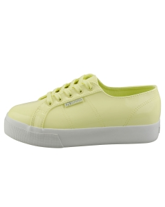 Superga 2730 SYNLEAPASTELW Women Platform Trainers in Yellow