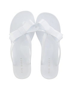 Ted Baker BEJOUW Women Flip Flop Sandals in White