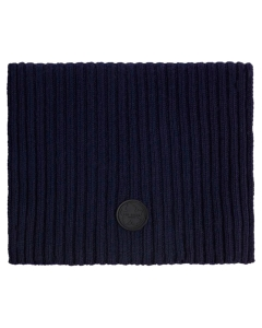 Ted Baker CAMEN CARDIGAN STITCH Scarf in Navy